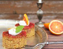 Dekadentní pomerančové dortíky