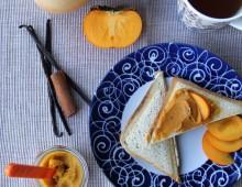 Toasty s dýňovým krémem