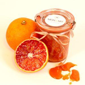 ax červený pomeranč s karamelem 160